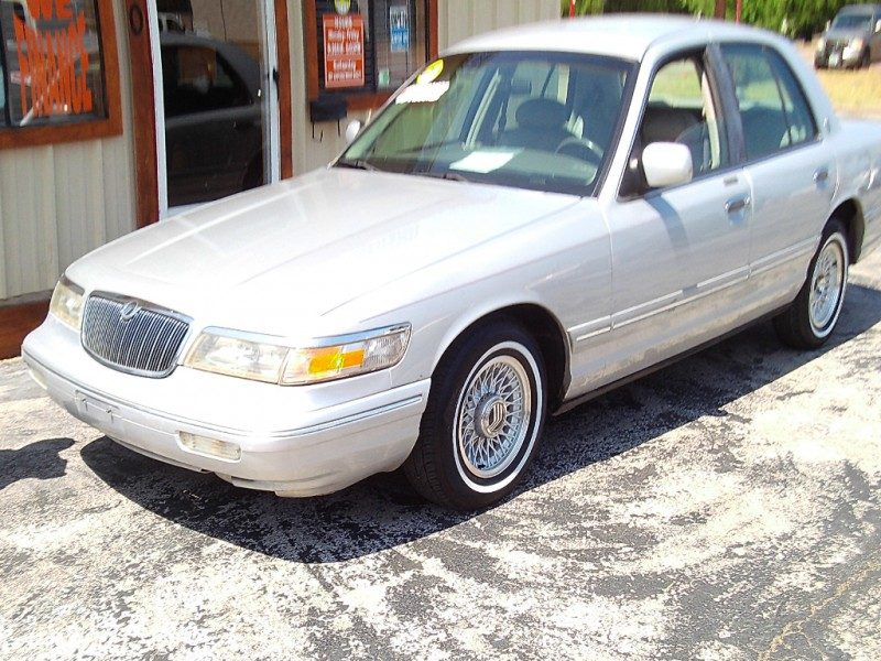 1996 Mercury Grand Marquis