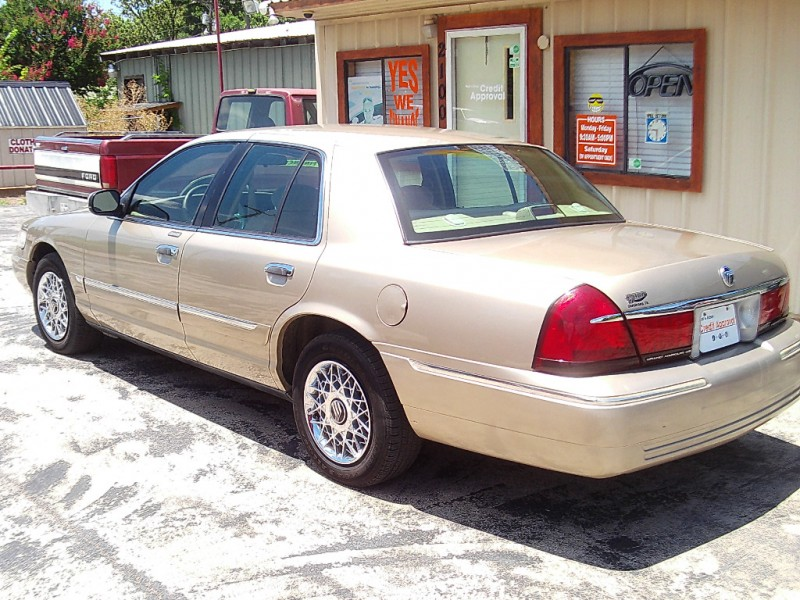 Mercury Grand Marquis 2000 price $5,995