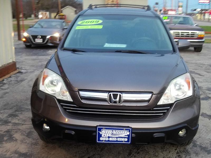 Honda CR-V 2009 price SOLD