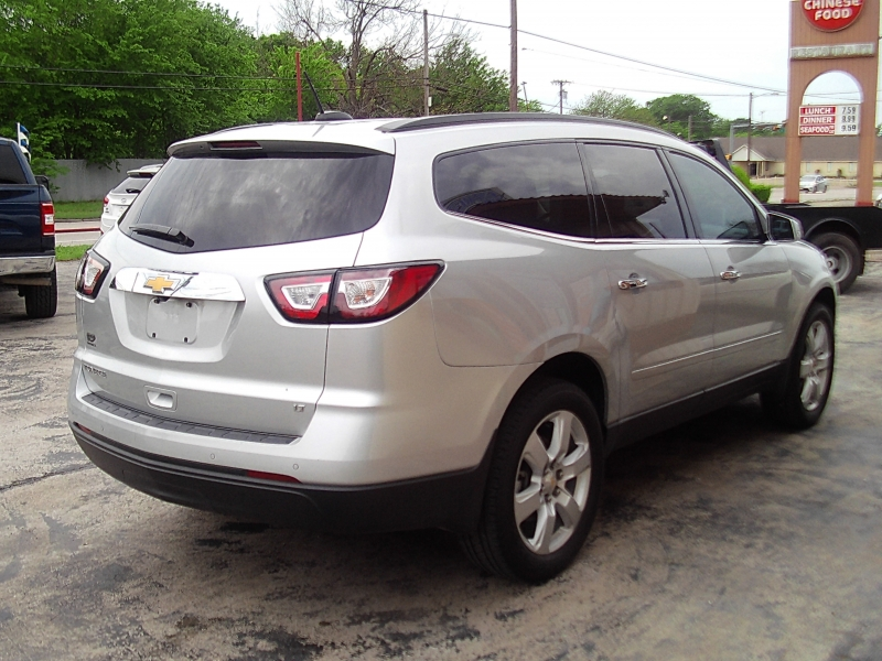 Chevrolet Traverse 2017 price SOLD