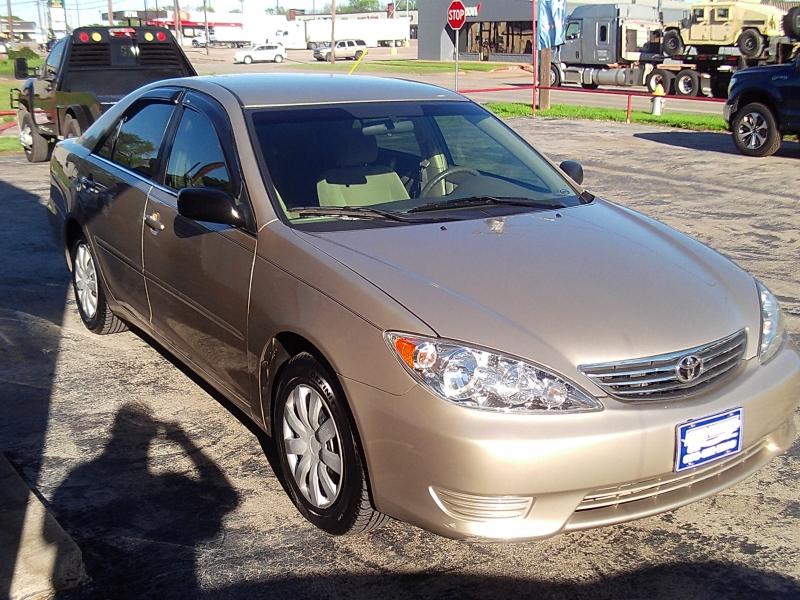 Toyota Camry 2006 price $5,900