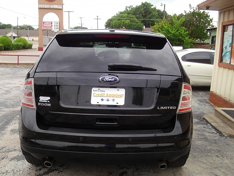 Ford Edge 2010 price SOLD
