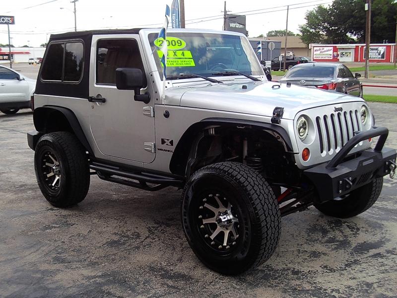 Jeep Wrangler 2009 price SOLD