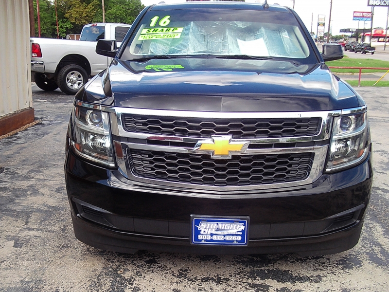 Chevrolet Tahoe 2016 price $23,900