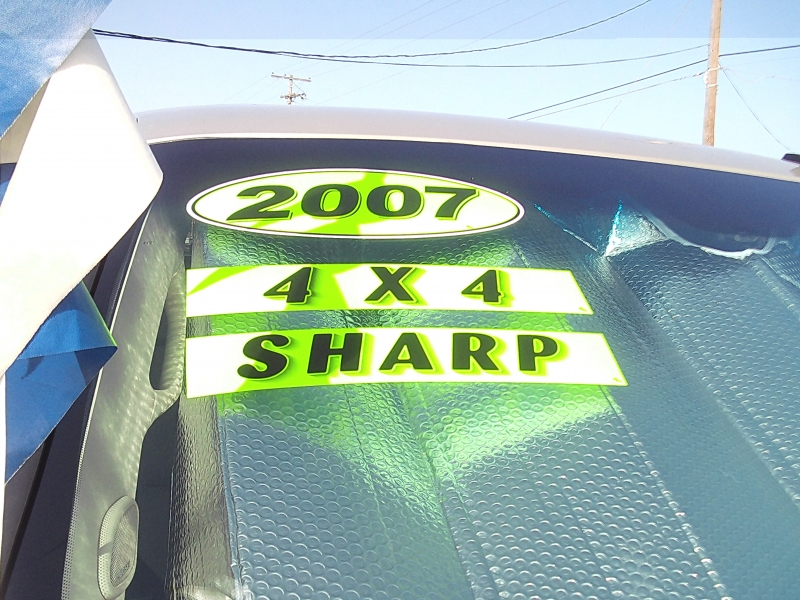 Chevrolet Silverado 1500 2007 price SOLD