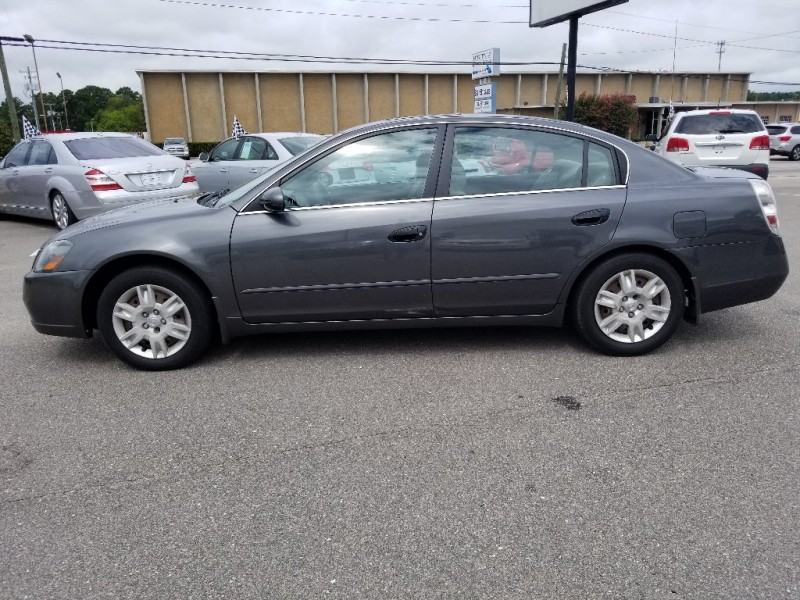 2005 nissan altima 2.5 s transmission 4 speed automatic