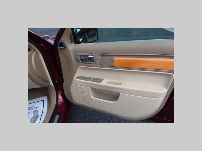 Lincoln Zephyr 2006 price $995