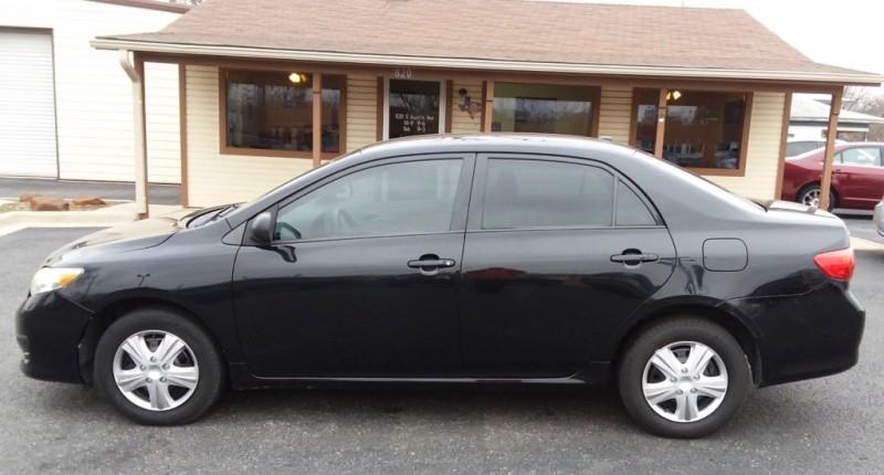 Toyota Corolla 2009 price $4,995