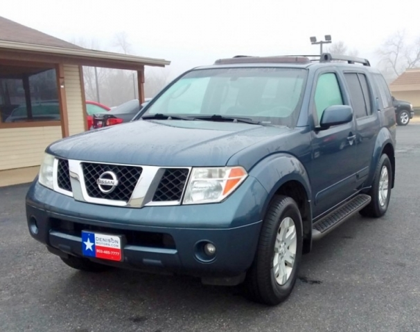 2005 Nissan Pathfinder Xe 4wd Inventory Denison Motors Auto