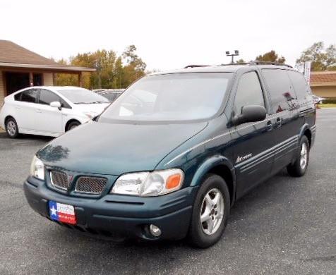 2000 Pontiac Montana SV6 Minivan