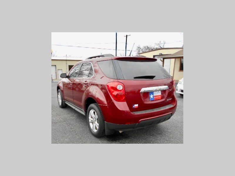 Chevrolet Equinox SUV 2011 price $7,495