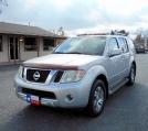 Nissan Pathfinder SUV 2008