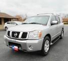 Nissan Pathfinder Armada SUV 2004