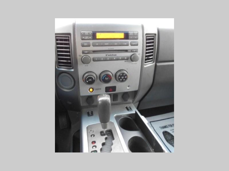 Nissan Titan 2005 price $7,995