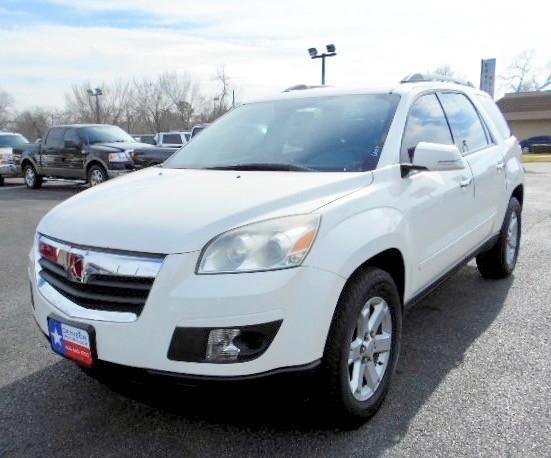 2010 Saturn Outlook SUV