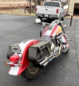 Suzuki VL 15 Motorcycle 1999 price $2,995