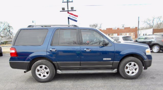 Ford Expedition SUV 2007 price $7,495
