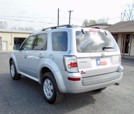 Mercury Mariner SUV 2009 price $10,495