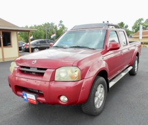 2003 Nissan Frontier Truck