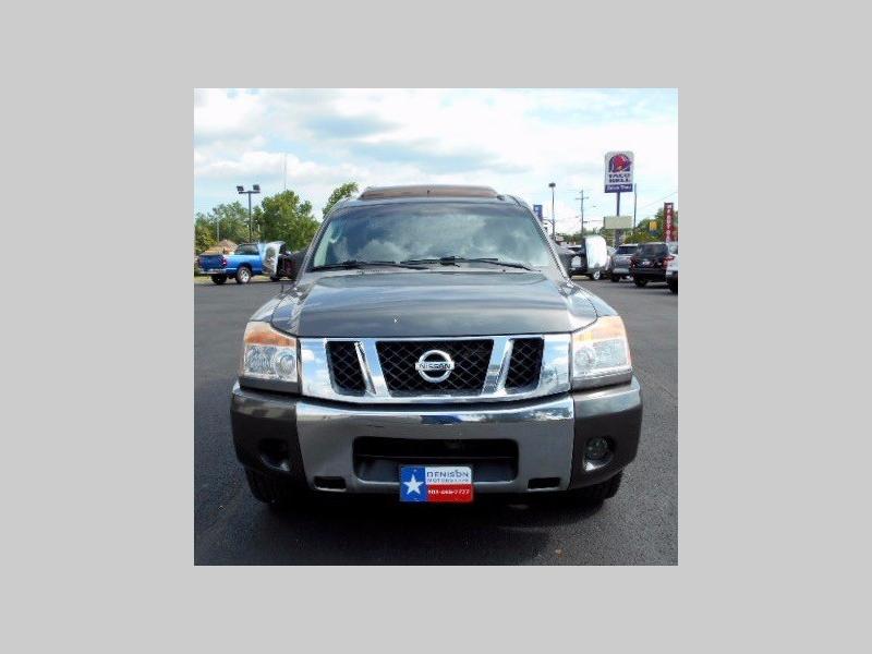Nissan Titan Truck 2008 price $11,495