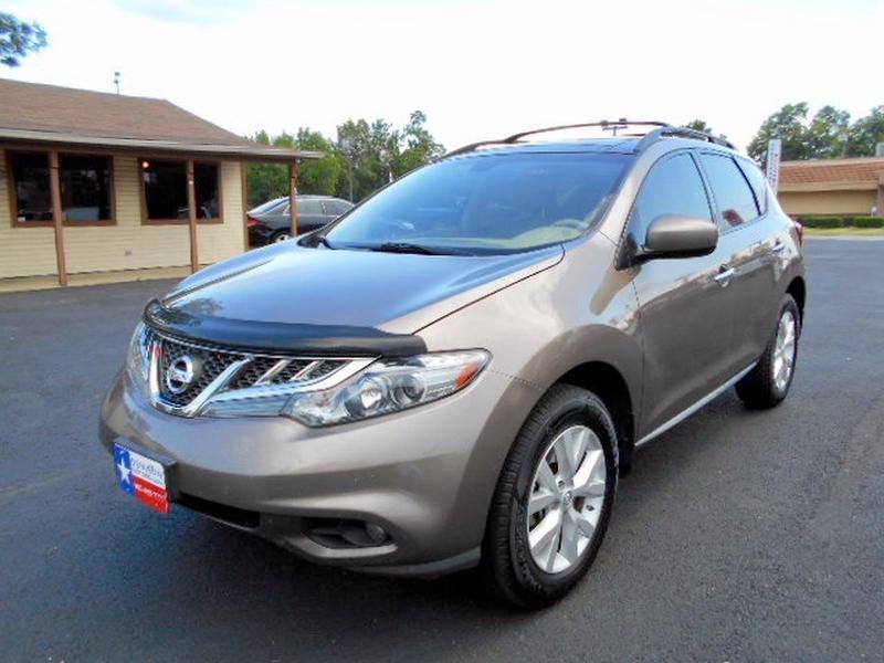 Nissan Murano SUV 2012 price $8,995