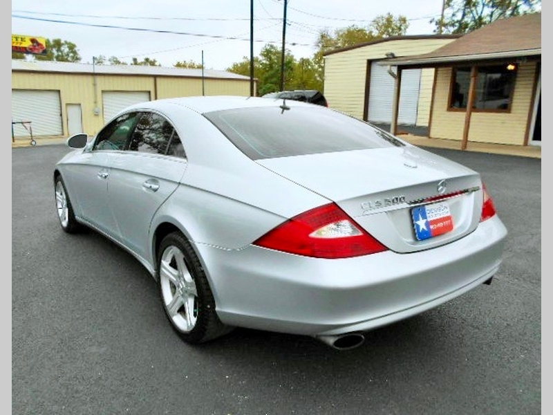 Mercedes-Benz CLS500 2006 price $10,995