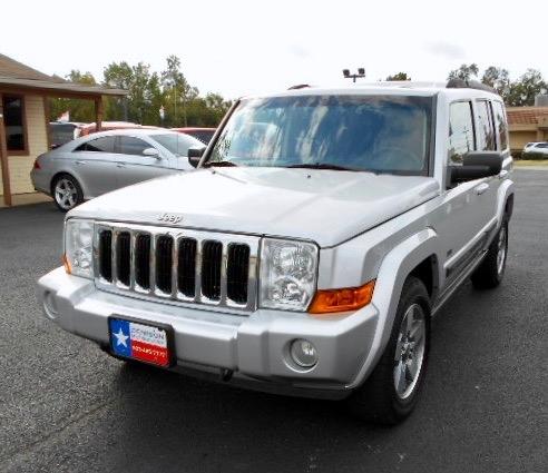2007 Jeep Commander SUV