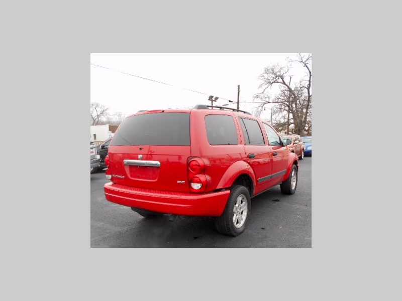 Dodge Durango SUV 2006 price $7,995