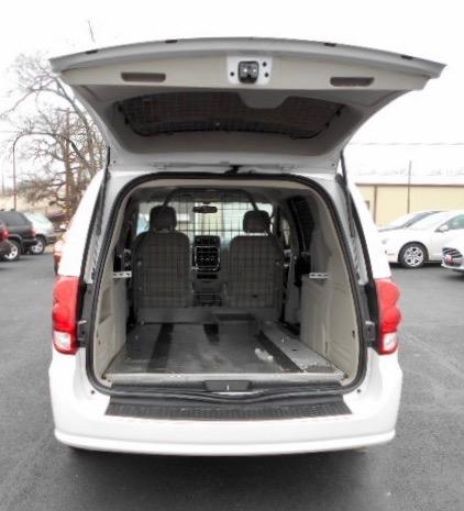 RAM Cargo Van 2014 price $8,995