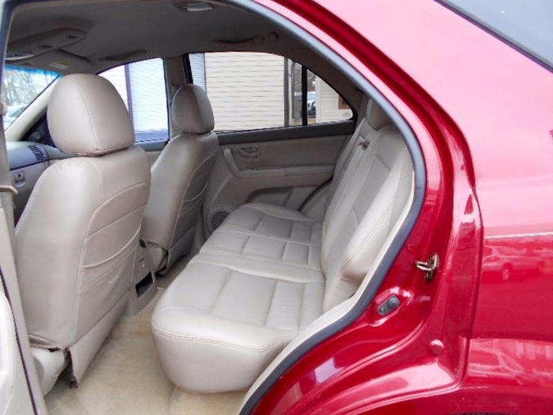 Kia Sorento SUV 2004 price $4,995