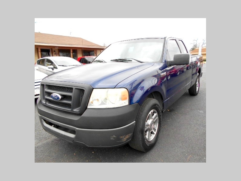 Ford F-150 Supercab XL Truck 2008 price $7,995