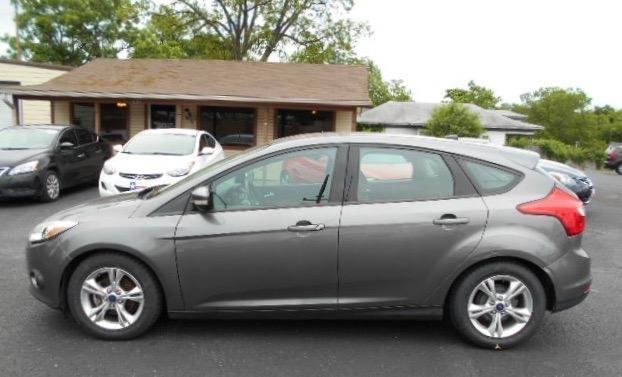 Ford Focus Sedan 2014 price $7,495