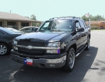 Chevrolet Avalanche Truck 2003