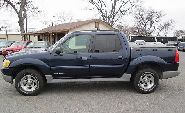2002 ford explorer sport trac 4dr truck inventory for Denison motors denison tx