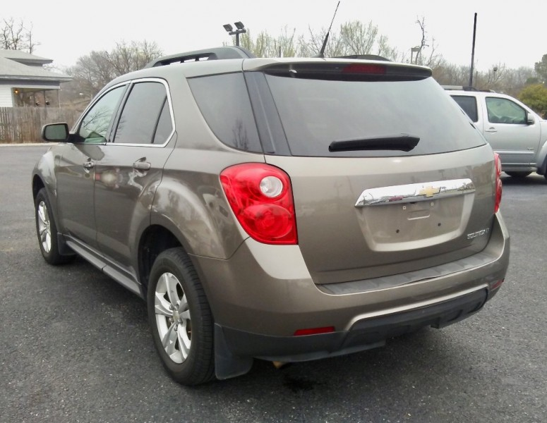 Chevrolet Equinox SUV 2011 price $6,995
