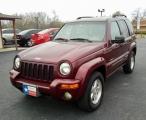Jeep Liberty SUV 2002