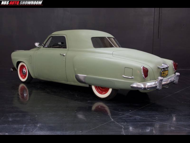 Studebaker Business Coupe 1951 price $12,191