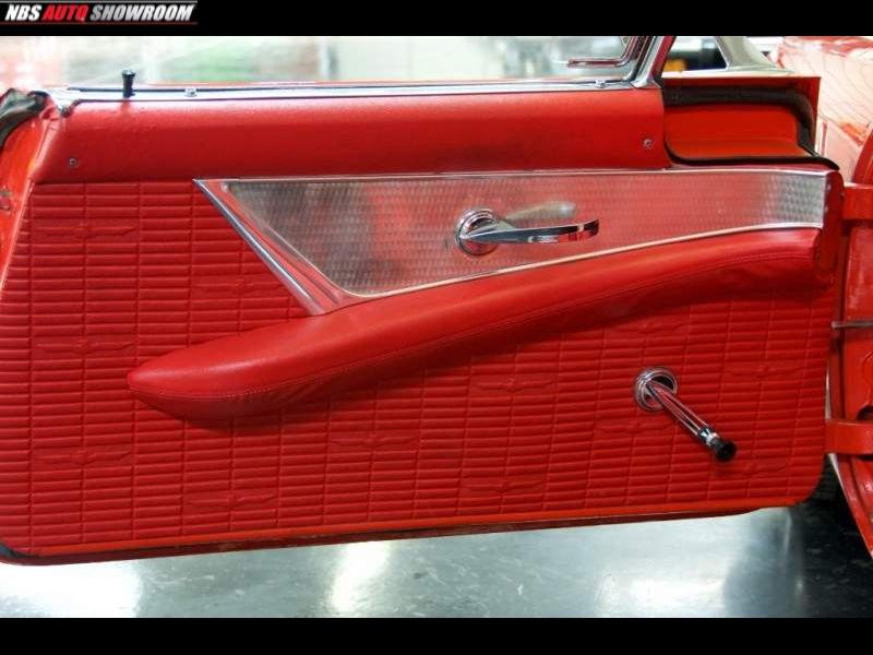 Ford Thunderbird 1957 price $31,100