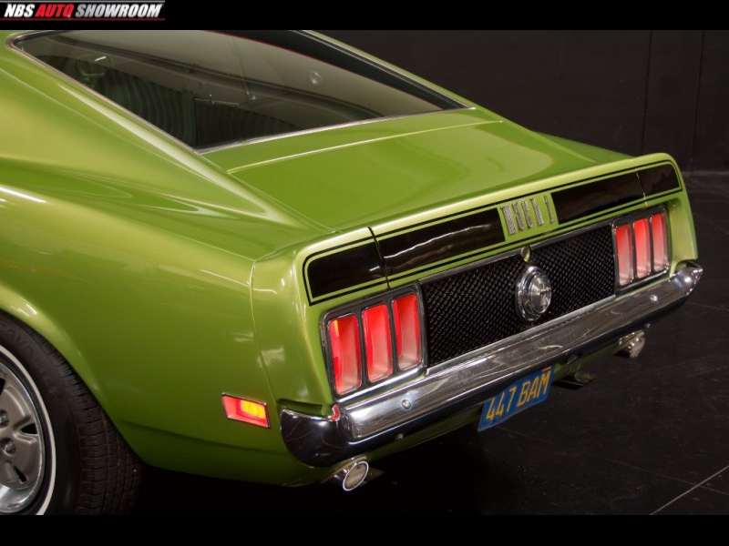 Ford Mustang 1970 price $30,888