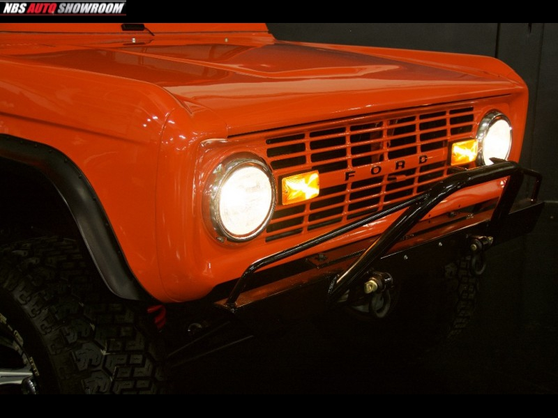 Ford BRONCO 1974 price $45,965