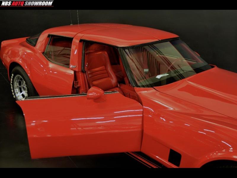 Chevrolet Corvette 1980 price $100,000