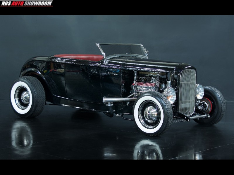 Ford Roadster 1932 price $39,950