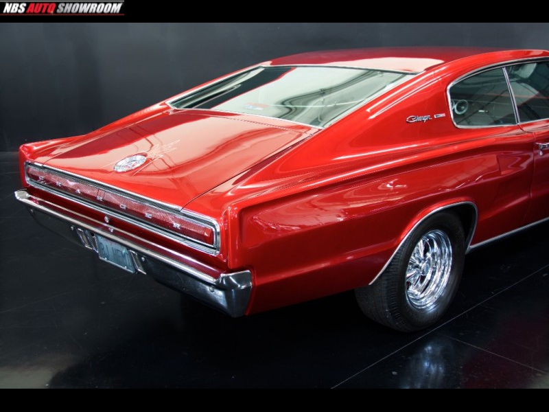 Dodge Charger 1966 price $41,025