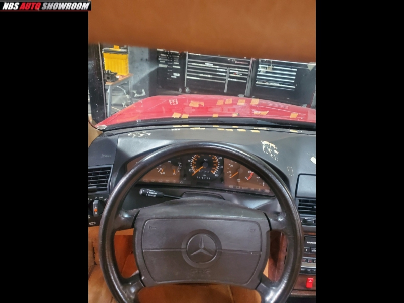 Mercedes-Benz 560 Series 1991 price $6,400