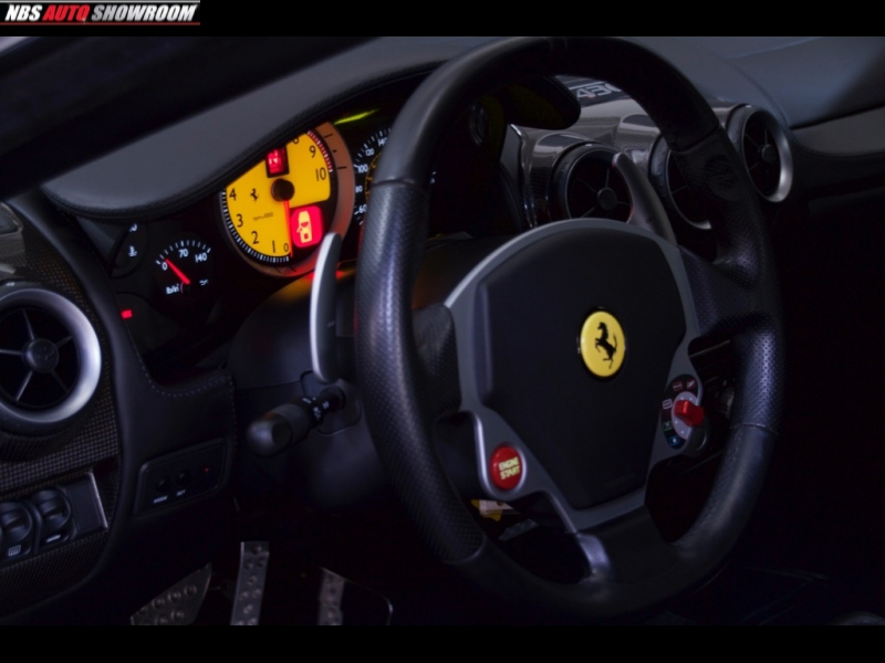 Ferrari 430 2007 price $100,000