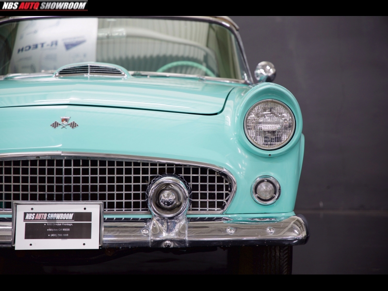Ford Thunderbird 1955 price $34,000