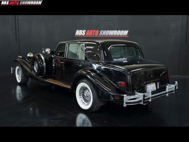Excalibur Touring Sedan series 5 1988 price $45,000