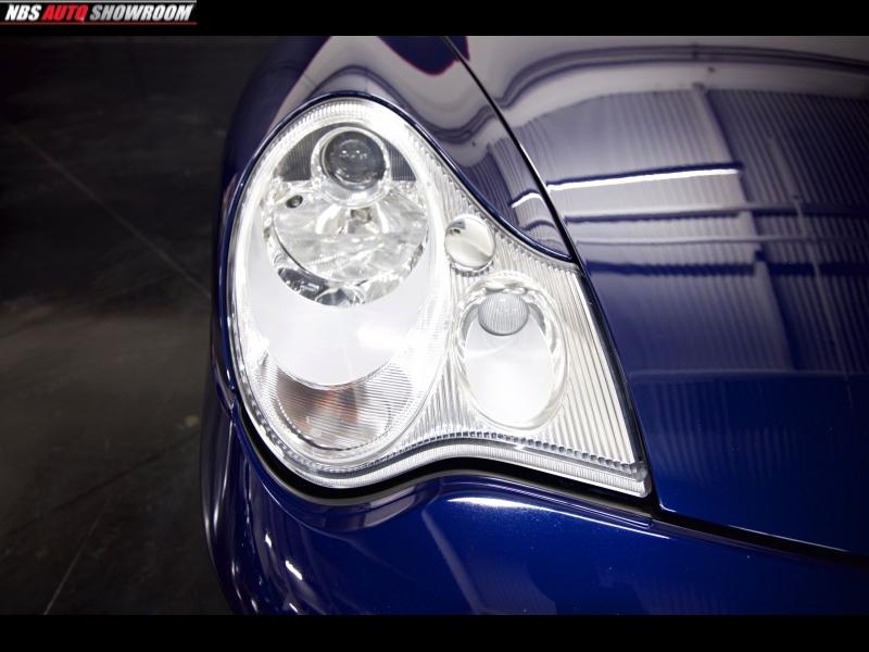 Porsche 911 2004 price $34,120