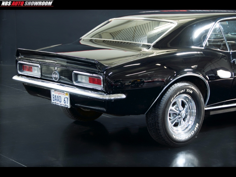 Chevrolet Camaro 1967 price $40,000