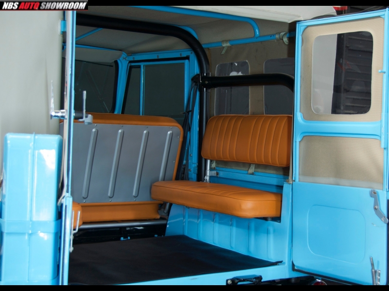 Toyota Land Cruiser 1967 price $41,485